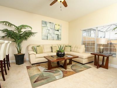 Photo for Paradise Palms - Town House 4BD/3BA Near Disney - Sleeps 8 - Gold - RPP425