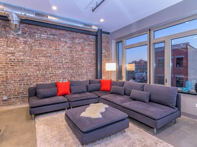Photo for 3BR Duplex Loft at the Center of It All Downtown
