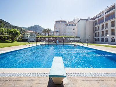Photo for Sitges MARINABEACH - Swimming pool and Tennis free