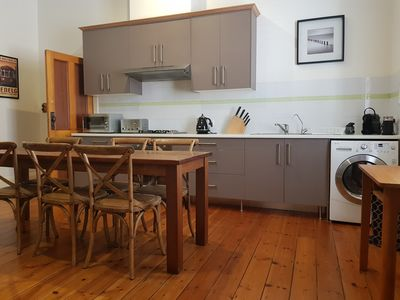 Photo for GLENELG BEACH HOUSE - FREE WIFI INTERNET , NETFLIX & PARKING