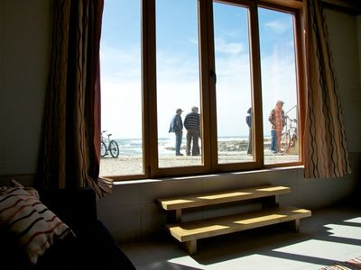 Photo for Casa Serena - 1st line of the beach - Vila Cha, Vila do Conde