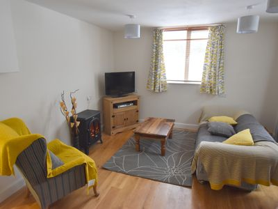 Photo for Recently renovated 2 bedroom annexe with open plan living room and kitchen.