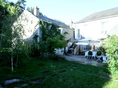 Photo for Charming village house located in Boigneville (91)