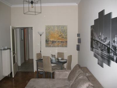 Photo for Acropolis' 11: Comfortable apartment in the heart of Athens!