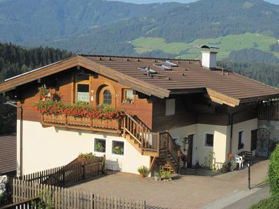 Photo for Your very well maintained holiday residence is located in Westendorf