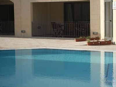 Photo for Luxury Apartment with Pool and Sea Views