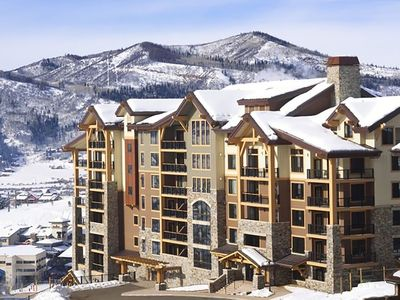 Photo for Luxury Penthouse / Edgemont Premier Ski In-Out / Spring Break Available