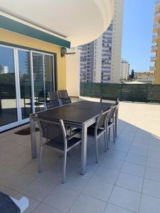 Photo for Homerez last minute deal - Spacious apt with pool access