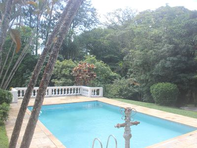 Photo for House with pool for Weekends and Extended Holidays