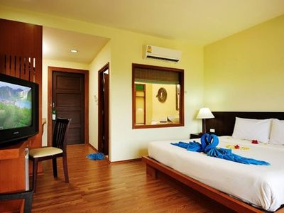 Photo for Incredible Deluxe room - Sea view