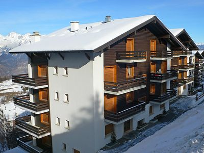 Photo for One bedroom Apartment, sleeps 2 in Haute Nendaz with WiFi