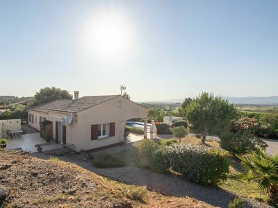 Photo for Luxury Villa with Private Pool in Escales
