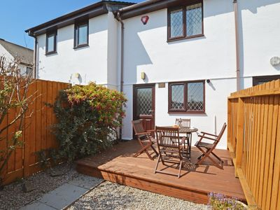 Photo for Holiday home with private garden in the centre of Padstow and near the beach