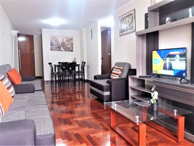 Photo for Eral Apartments Lima, nice place, close to Financial Center of San Isidro
