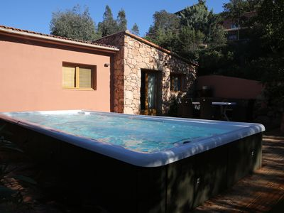 Photo for Villa 4 peoples with private swiming pool