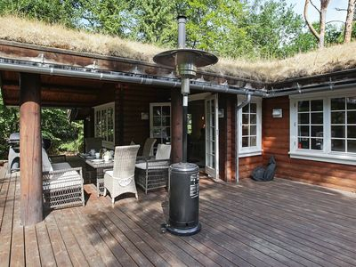 Photo for Rustic Holiday Home in Hovedstaden with Terrace