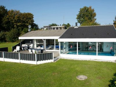 Photo for Exquisite Holiday Home in Ebeltoft with Swimming Pool