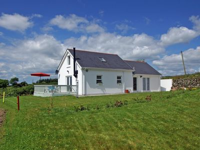 Photo for Detached cottage, recently constructed, in quiet rural surroundings and enjoying southerly vie…