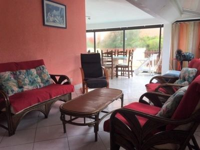 Photo for Villa Gruissan, 1 bedroom, 6 persons