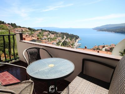 Photo for 3BR Apartment Vacation Rental in Rabac, Kvarner Bucht