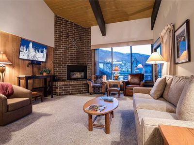 Photo for GSQ34 by Mountain Resorts: Conveniently located ~ Steps to Summer Activities