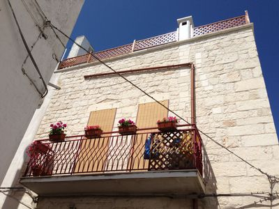 Photo for Stone palace / mansion Ostuni center 2/3 people