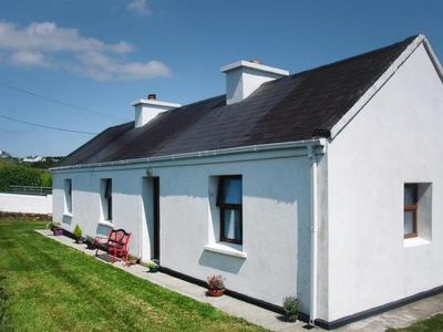 Photo for holiday home, Achill Island  in Mayo - 4 persons, 2 bedrooms