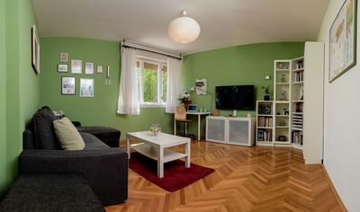 Photo for Two bedroom apartment just 15 minutes walk from the city center