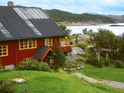 Photo for 15 person holiday home in Flatanger