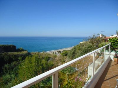 Photo for Delightful house with spectacular views of the sea, mountains and Burriana Beach