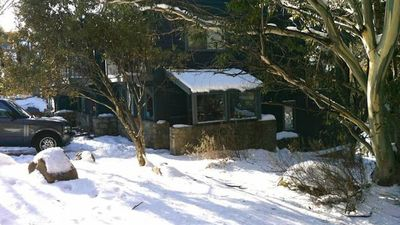 Photo for 3 Bears 1 Chalet Renovated 3 Bedroom, 2 Bathroom + 2 car spaces at front door.