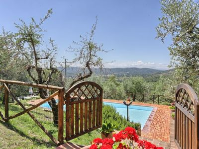 Photo for Vacation home Podere Scopitino in Bucine - 6 persons, 2 bedrooms