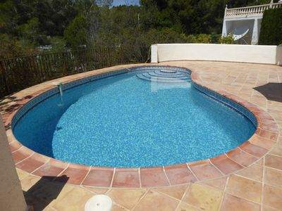 Photo for Charming villa in a quiet area in Altea La vella