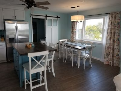 Photo for NEWLY RENOVATED: Ocean View with a walk across the street to public beach access