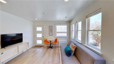 Photo for Brand New One Bedroom One Block off Center and Main