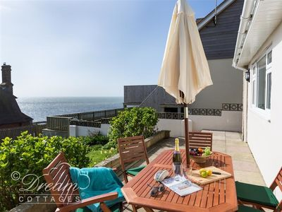 Photo for 3BR Cottage Vacation Rental in WEST BAY, South West England