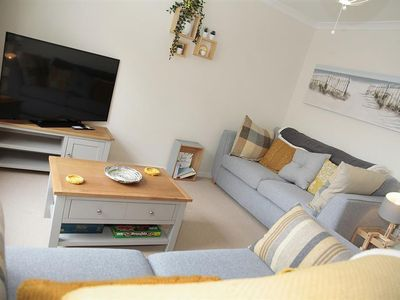 Photo for Honeycomb Cottage is charming - interiors are contemporary, stylish and comfortable, beautifully dec