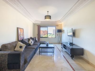 Photo for Cozy apartment in downtown Gueliz