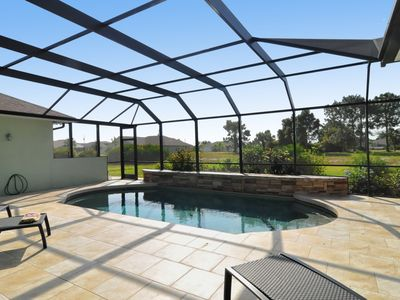 """Photo for Your Spacious """"Fun In The Sun"""" Vacation Home! Private Pool & Large Deck."""