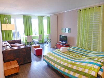 Photo for Apartment Jeanne d'Arc in Crans-Montana - 2 persons, 1 bedrooms