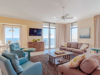Photo for Beautiful Penthouse Condo in Orange Beach ~ Private Balcony and Gorgeous Gulf Views