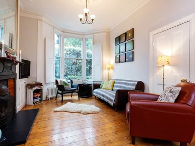 Photo for Charming & tranquil family home in North London with perfect back garden (veeve)