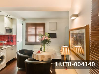 """Photo for Comfy Holiday Apartment for 3 People on the """"Street of Sin"""" of Sitges"""