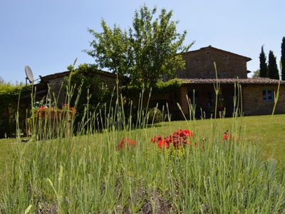 Photo for old farmhouse with dependance and swimming pool situated on the outskirts of Monte San Savino