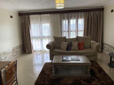 Photo for Cozy Quiet Secure 2bed Apartment