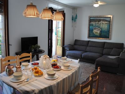 Photo for Great Apartment 50m from the Beach in the best Location with Parking