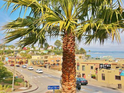 Photo for Capitola Dreamin - oceanview condo in the heart of Capitola Village!