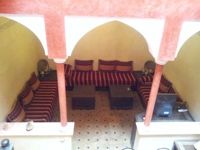 Photo for RIAD 3 BEDROOMS - SHARED SWIMMING POOLS