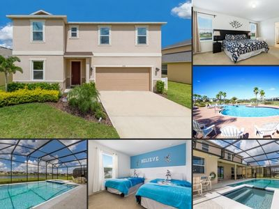 Photo for 7 Bedroom/4.5Bathroom Crystal Cove (4731BD)