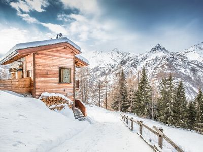 Photo for A charming chalet immersed in nature.